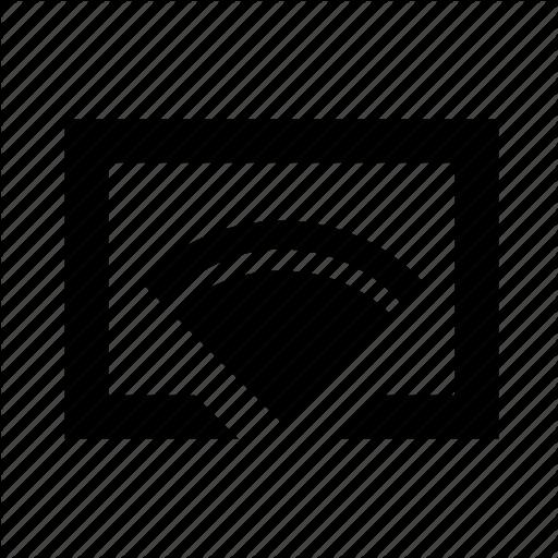 Chromecast Icon Png #304683.