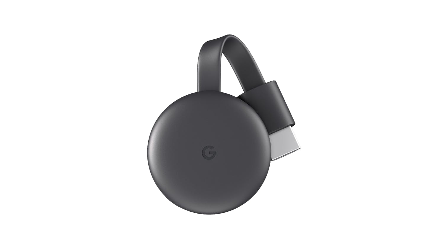 Google Chromecast (2018 model).