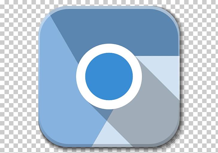 Blue symbol azure, Apps Google Chromium PNG clipart.