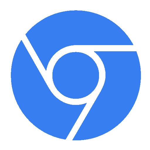 Internet chromium Icon.