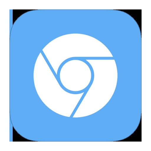 MetroUI Browser Google Chromium Icon.