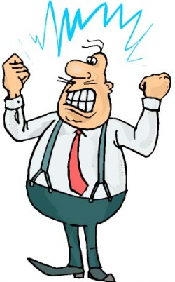 anger clipart Does Chronic.