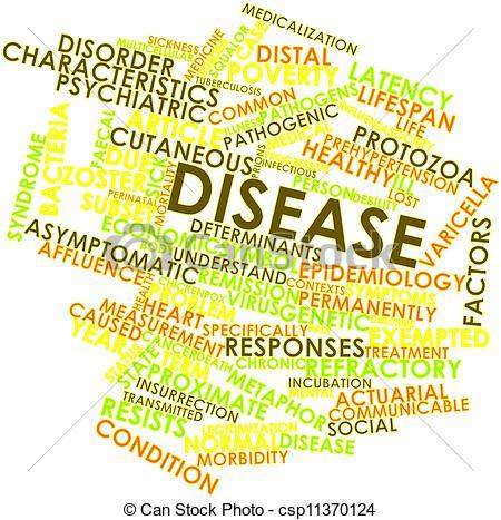 Disease clipart.