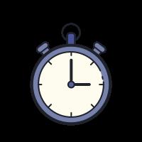 Chronometre Icons.
