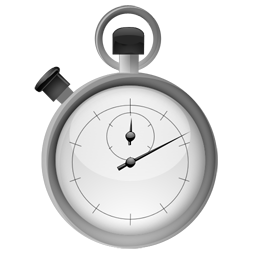 Chronomètre icon 256x256px (ico, png, icns).