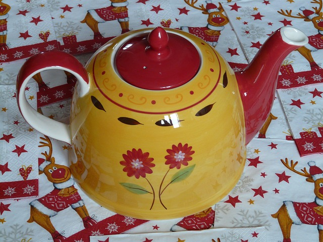 Free pictures TEAPOT.