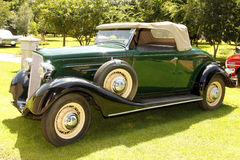 Classic Old 1934 Chrysler Custom Imperial Roadster. Editorial.