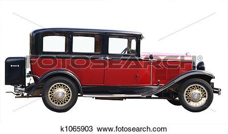 Stock Photo of 1930 Chrysler 66 k1065903.