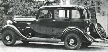 Illustrated Plymouth Buyer's Guide: Plymouths of the early 1930s.