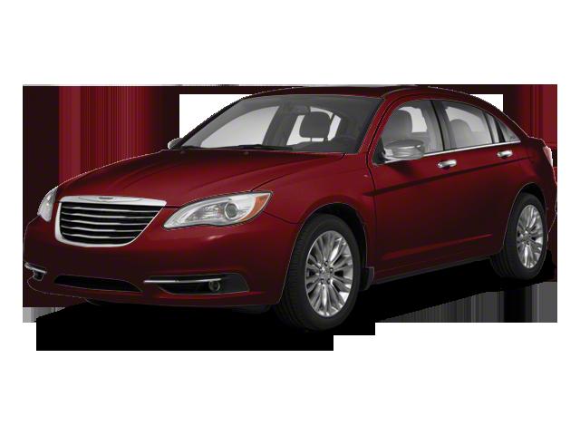 2011 Chrysler 200 for sale at Paul Sadlon Motors Barrie ON.