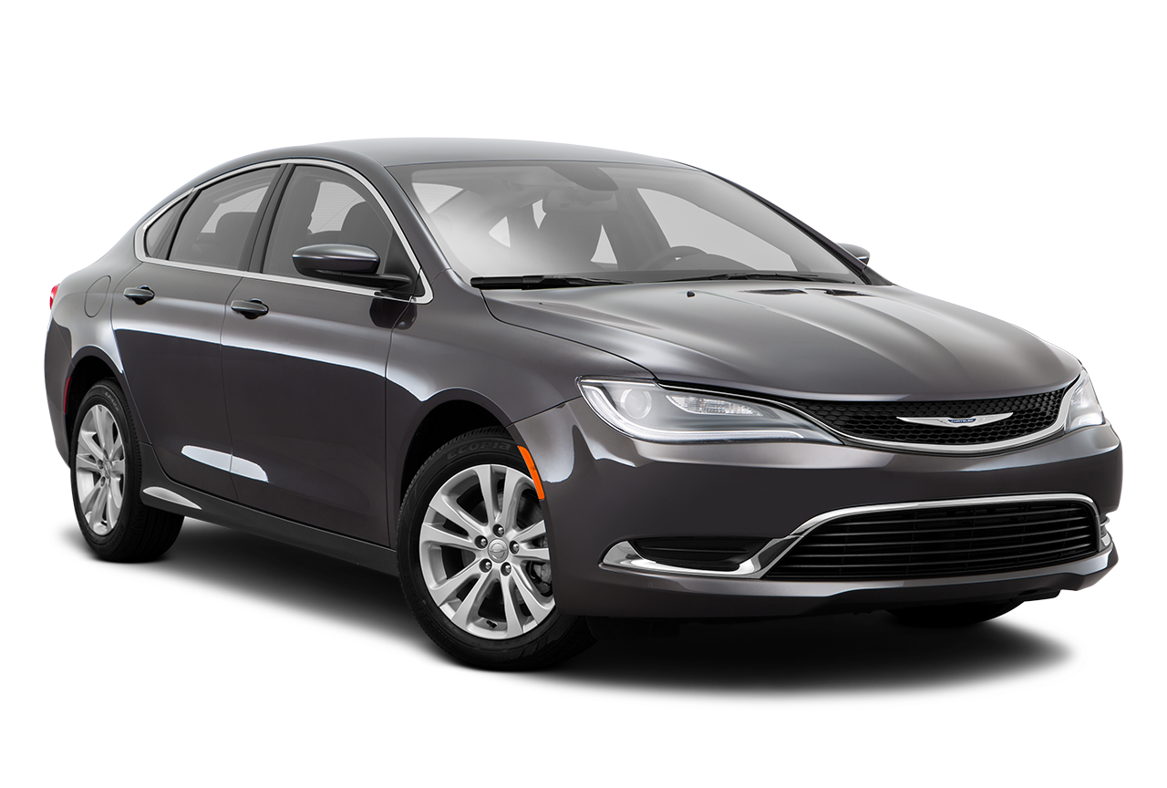 Chrysler PNG Image.