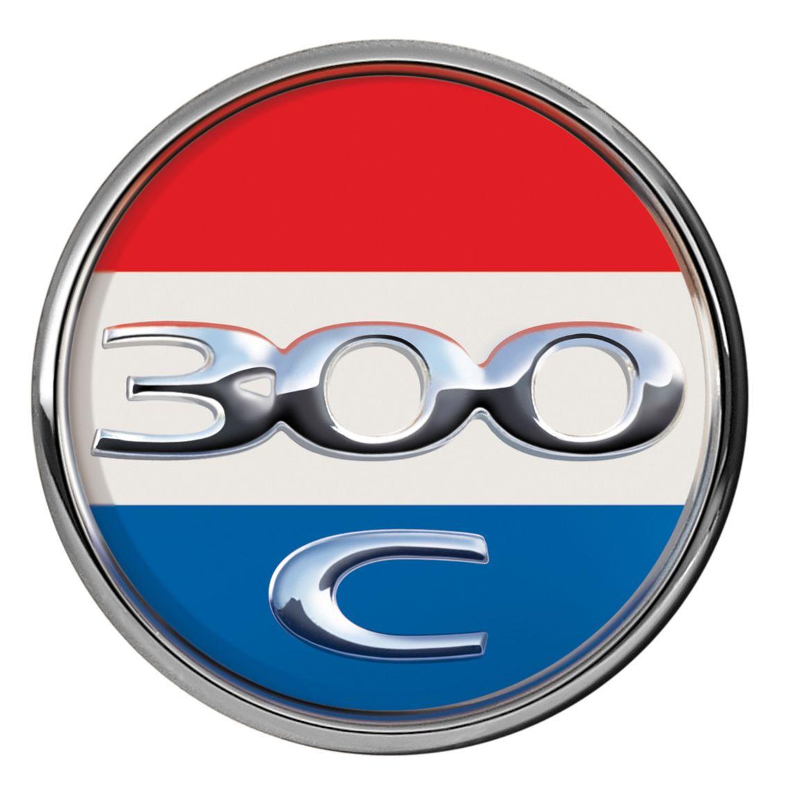 CHRYSLER 300 logo.