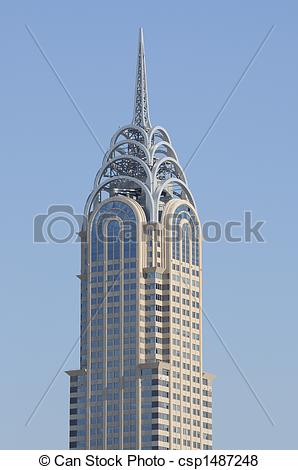 L Detail Of Chrysler Building Manhattan New York City USA.