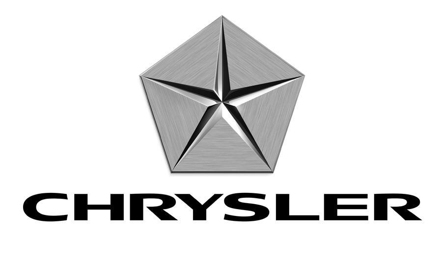 Chrysler Logo ~ 2013 Geneva Motor Show.