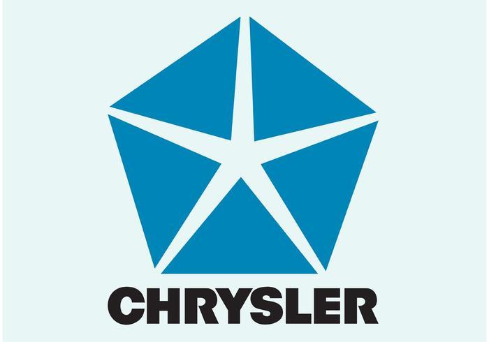 Chrysler Logo.