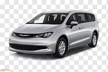 2017 Chrysler Pacifica cutout PNG & clipart images.