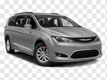 2017 Chrysler Pacifica Limited cutout PNG & clipart images.