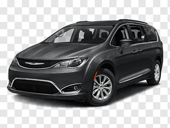 Chrysler Pacifica Hybrid cutout PNG & clipart images.