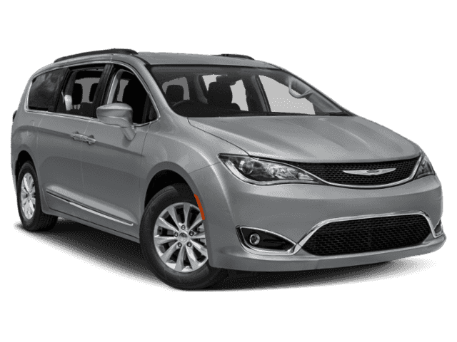 New 2019 Chrysler Pacifica Touring Plus 2WD/FWD Van/Minivan.