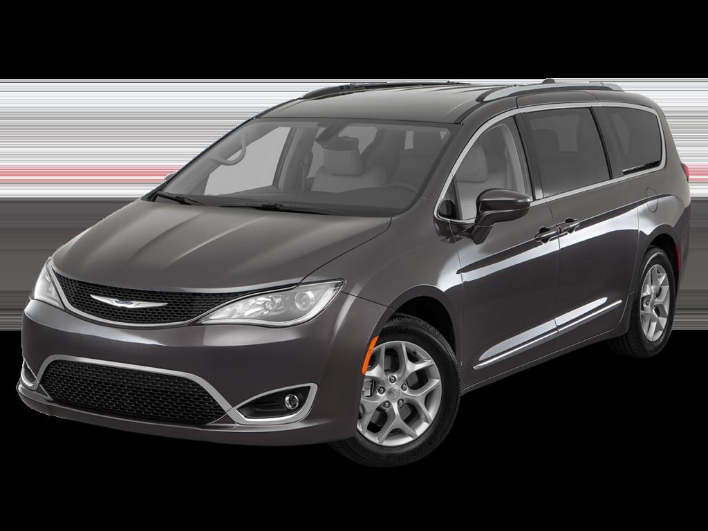 2019 Chrysler Pacifica Hybrid.