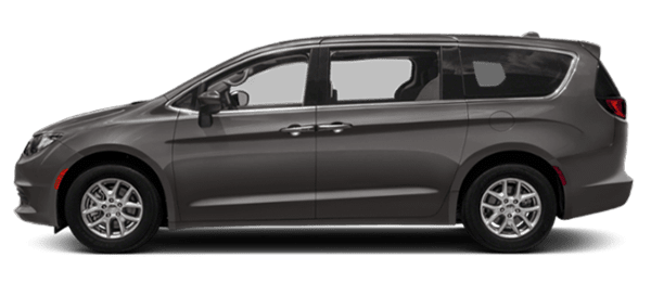 2019 Chrysler Pacifica Configurations.