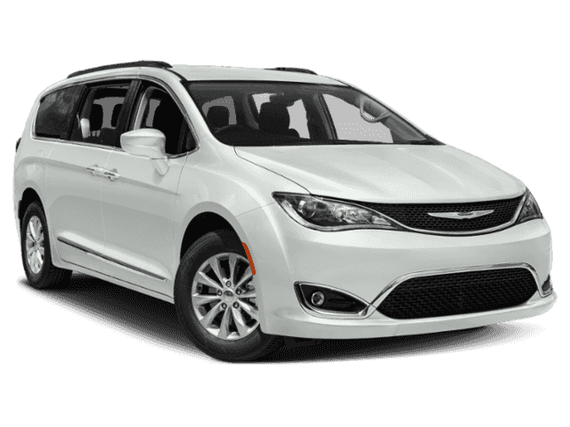 New 2019 Chrysler Pacifica Touring Plus FWD.