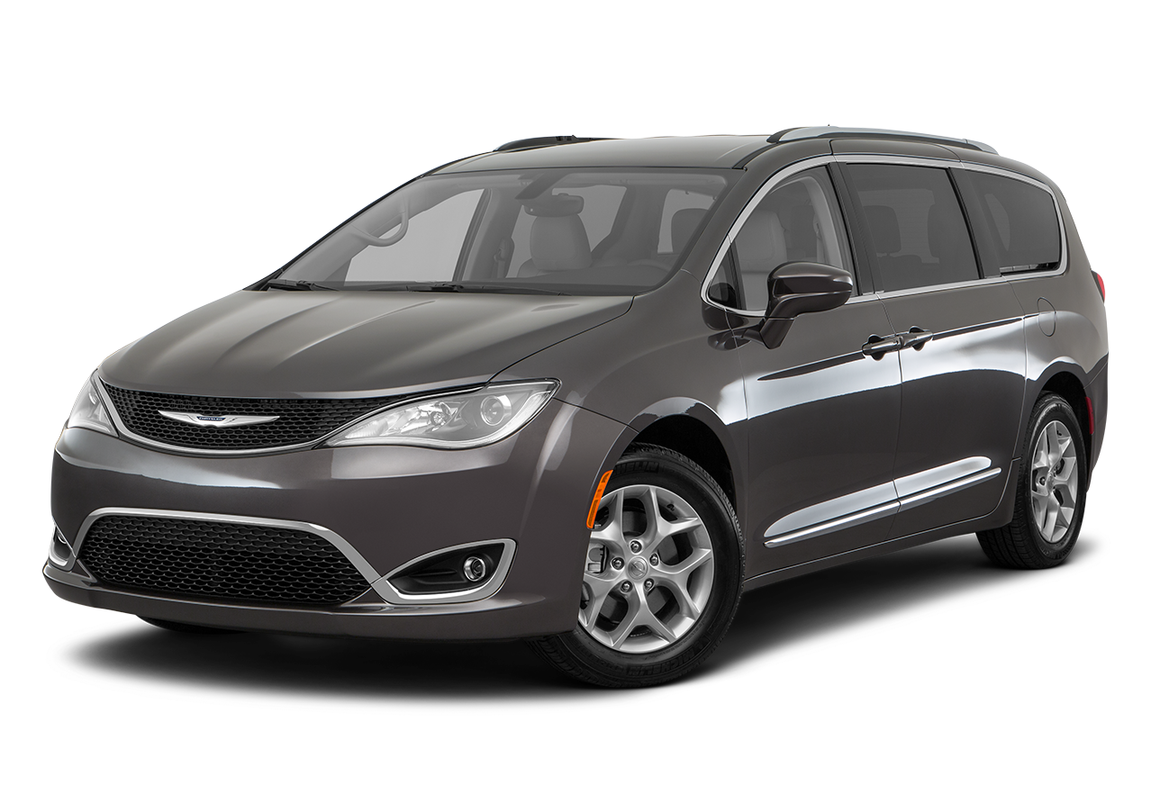 2018 Chrysler Pacifica.
