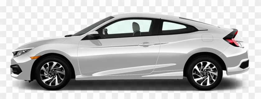 2016 Honda Civic Side View.
