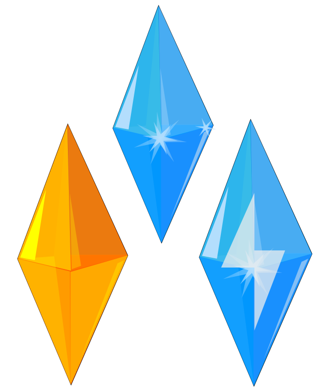 Crystal clipart download.