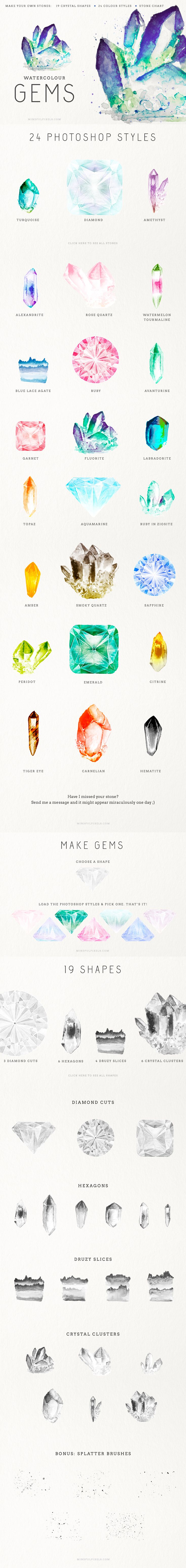 1000+ ideas about Crystal Tattoo on Pinterest.