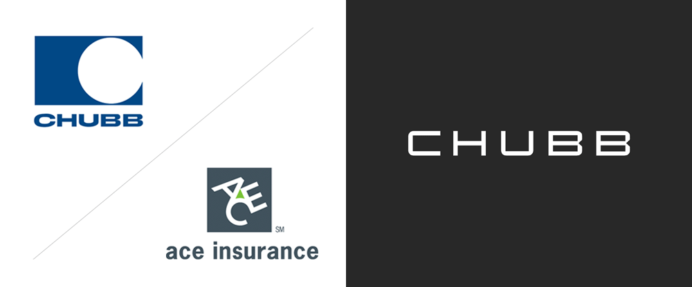 Brand New: New Logo and Identity for Chubb by COLLINS.