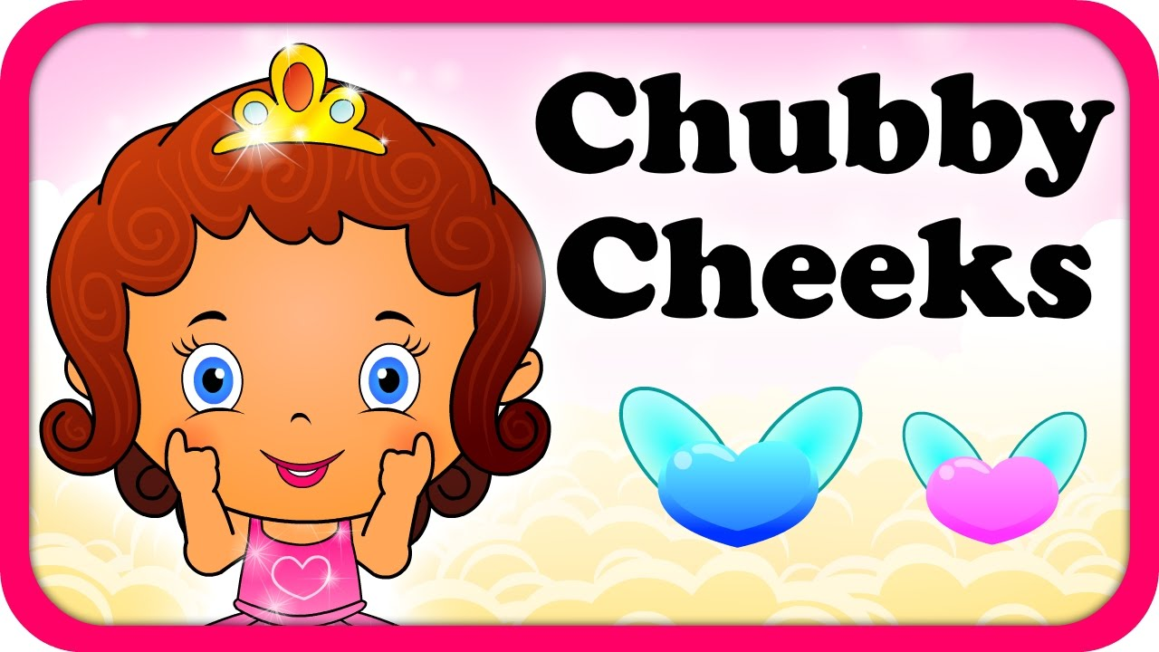 Chubby Cheeks Dimpled Chin Lyrical Video.