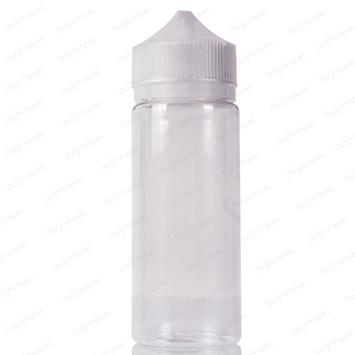 200mL Clear Chubby Gorilla Unicorn Bottle (Clear).