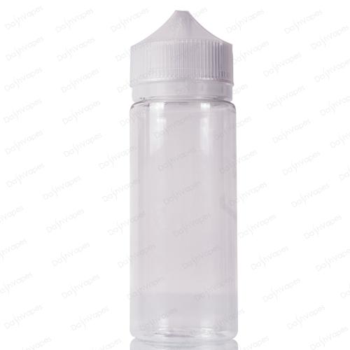 200mL Clear Chubby Gorilla Unicorn Bottle (Clear).