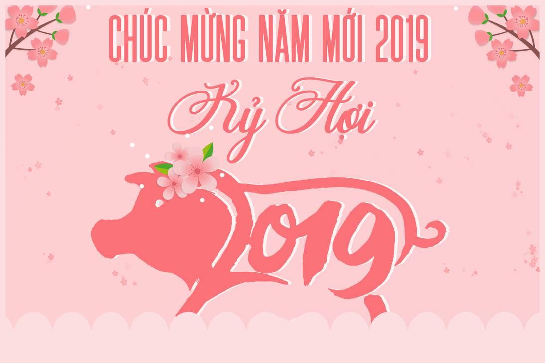 SHARE FOR YOU_CHUC MUNG NAM MOI 2019 by Jungjeaeun on DeviantArt.