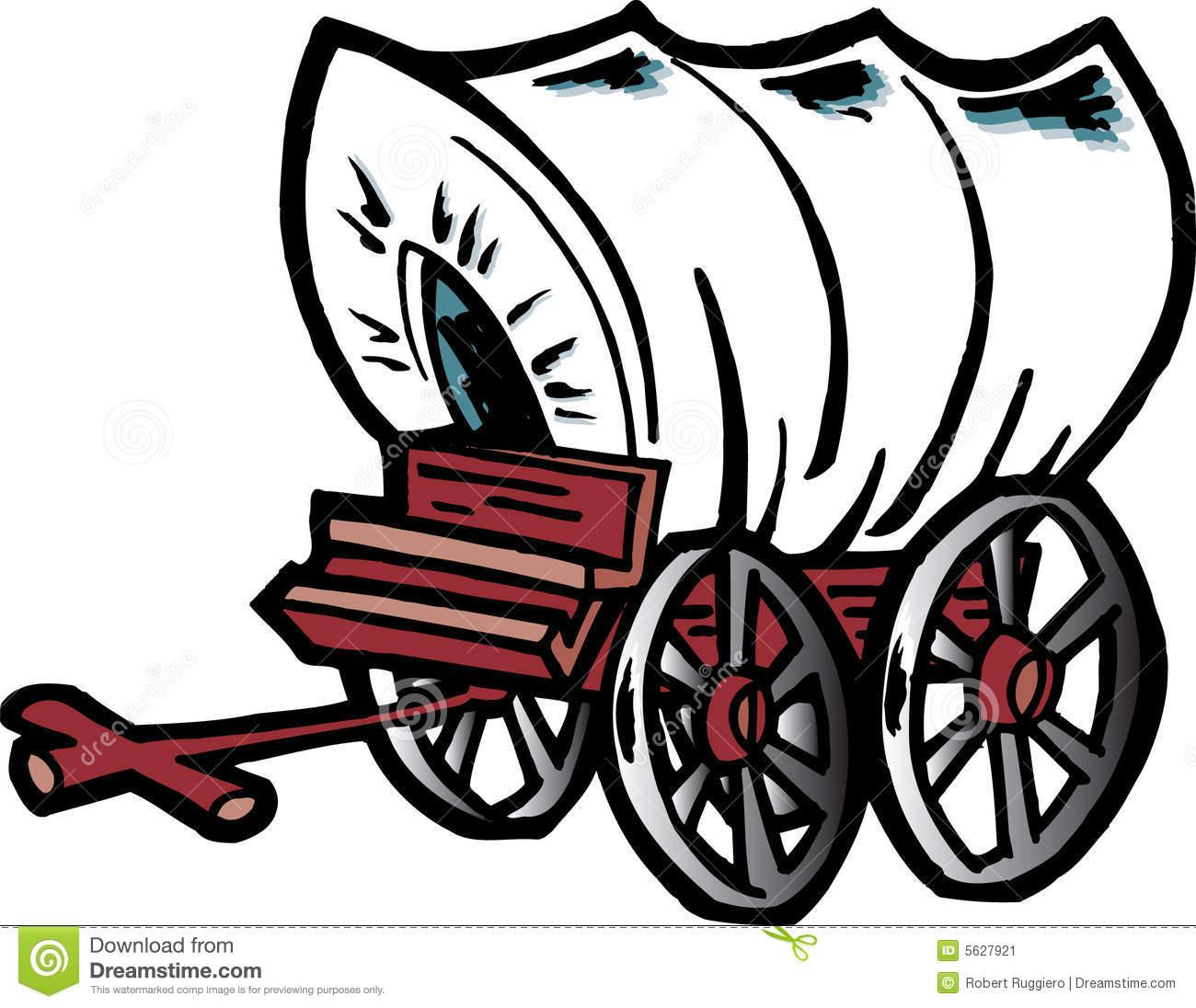 Chuck Wagon Clipart.