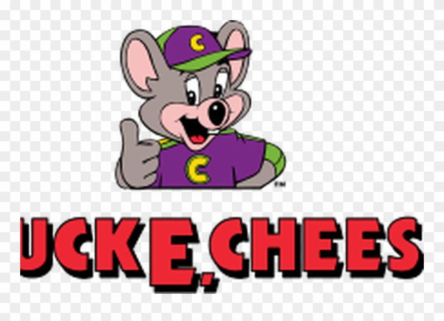 Chuck E Cheese Logo Vector Clipart (#560442).