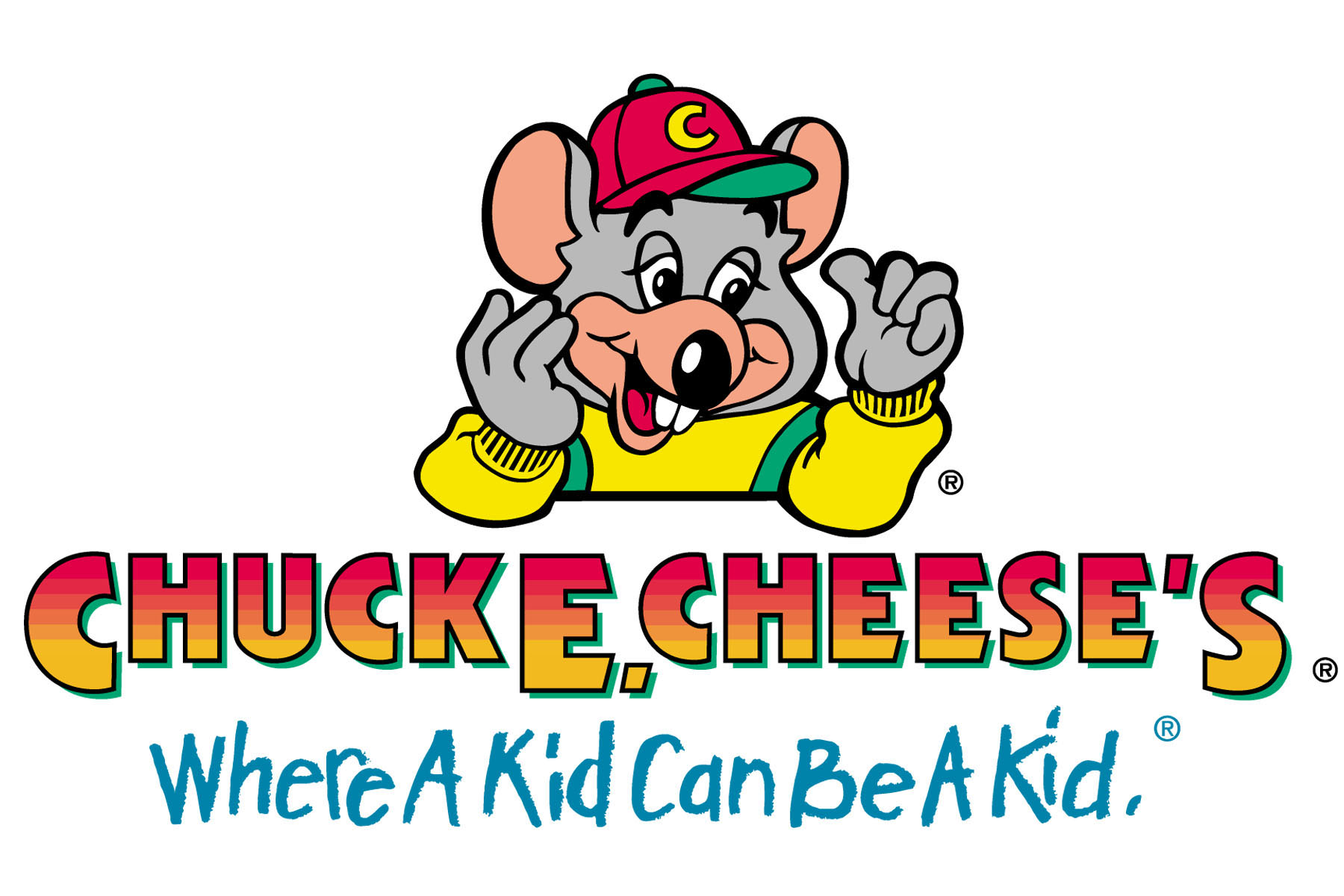 CHUCK E CHEESE LOGO.