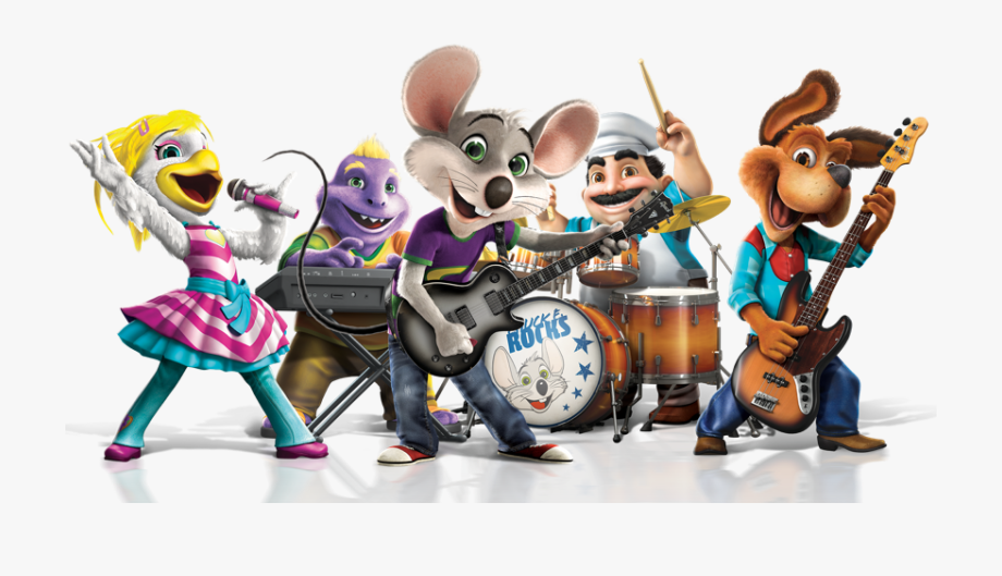 Chuck E Cheese Clipart.