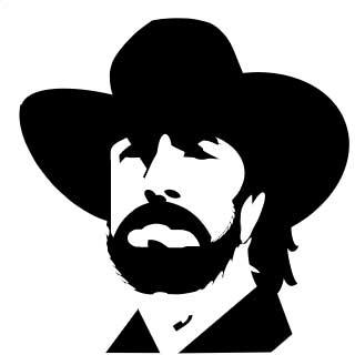 17+ Chuck Norris Clipart.