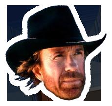 I Am Chuck Norris #31524.
