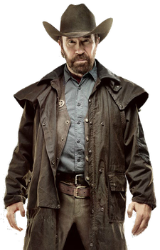 Chuck Norris PNG.