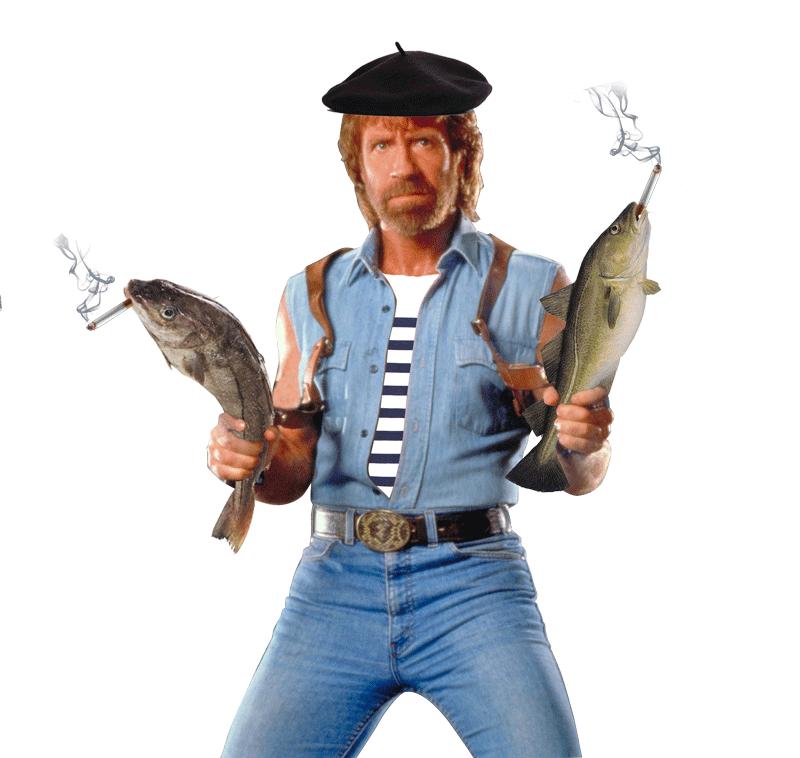 Chuck Norris PNG HD.