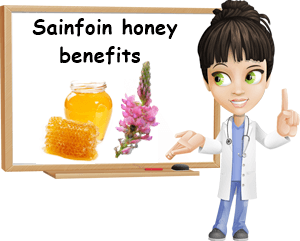 Properties and Benefits of Sainfoin Honey.