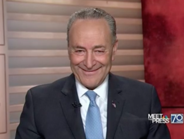 Mostly Ignored: Chuck Schumer Admitted Obama Obamacare Payments.