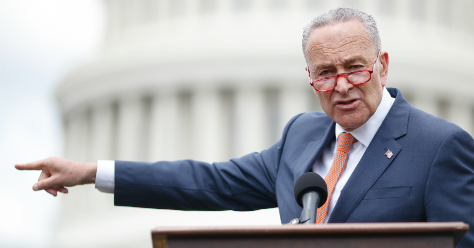Even Worse Than the DCCC Blacklist': Schumer Accused of Effort to.