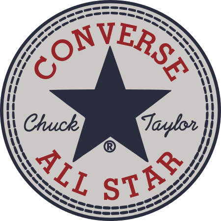 This site has the converse logo and you can replace any of.