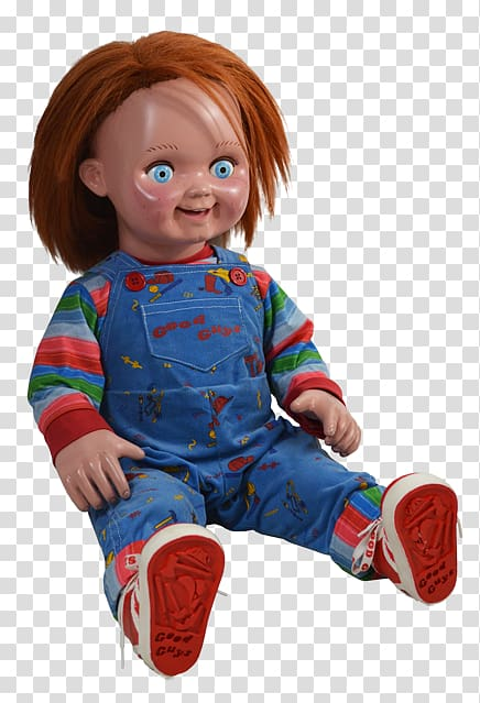 Chucky Child\'s Play 2 Doll Prop replica, chucky transparent.