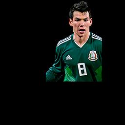 Hirving Lozano 90 FIFA Mobile 18.