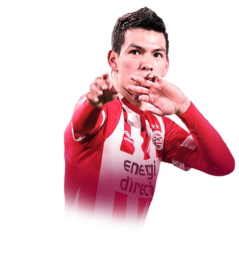 Hirving Lozano Headliner FIFA 19.